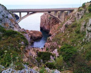 Ponte Ciolo, Salento